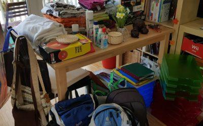 Désencombrement matériel – 6 mois après